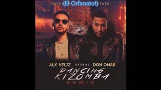 Alx Veliz feat. Don Omar - Dancing Kizomba (Lyrics Video)