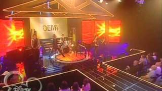 Demi Lovato - La La Land - Live 04.25.09 - My Camp Rock Final Disney UK  24 April 2009 Music Video