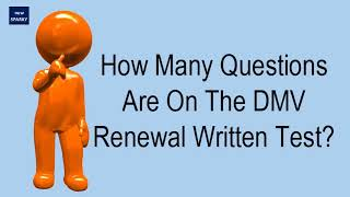 How Many Questions Are On The DMV Renewal Written Test?