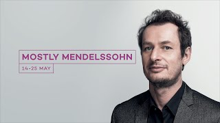 2015 Season: Mostly Mendelssohn
