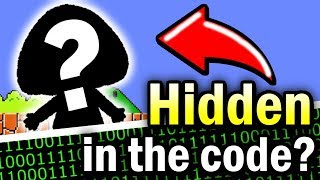The Nintendo Character Hidden Inside Mario Maker's Files