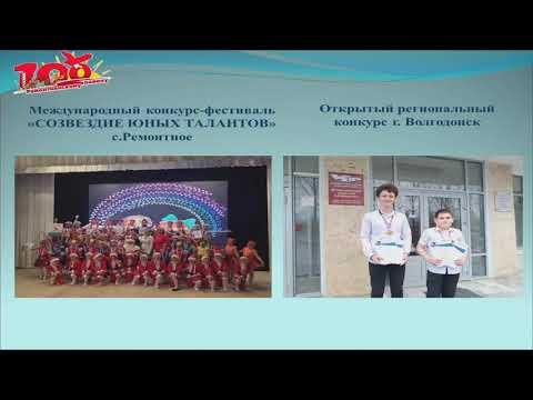 Итоги работы отдела культуры, спорта и работы с молодежью Администрации Ремонтненского района за 1 полугодие 2021 года