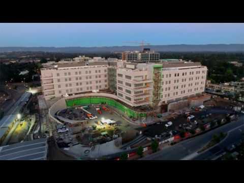 New Lucile Packard Children's Hospital Stanford