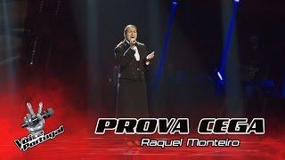 "Raquel Monteiro - ""Feeling Good"" | Provas Cegas | The Voice Portugal"