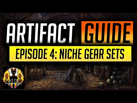 RAID: Shadow Legends | Gear & Artifact Guide, Episode 4: Niche sets and where to use them!