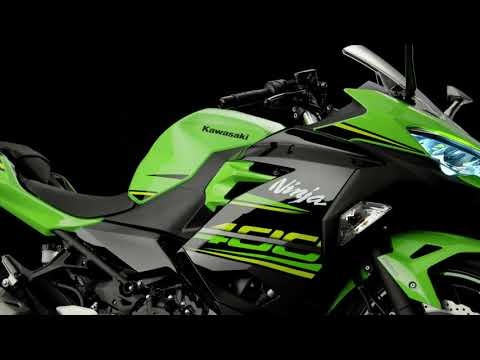 Official Unveiling of the  Kawasaki Ninja 400 at EICMA 2017