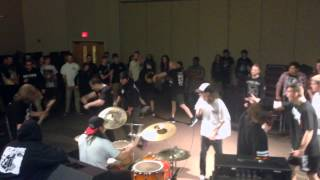 Knocked Loose - The Gospel Live @ Inside Out