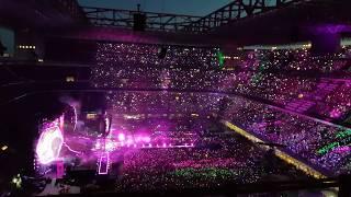 Paradise Milano Stadio San Siro concerto Coldplay 03/07/2017