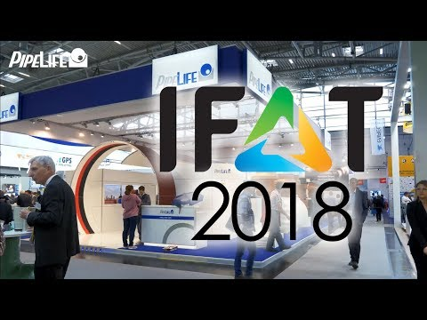 Pipelife at IFAT 2018