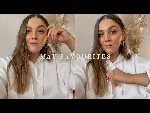 MAY FAVOURITES & BOOKS I'VE READ THIS MONTH | I Covet Thee