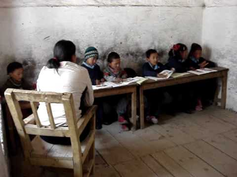 Kagbeni School Children