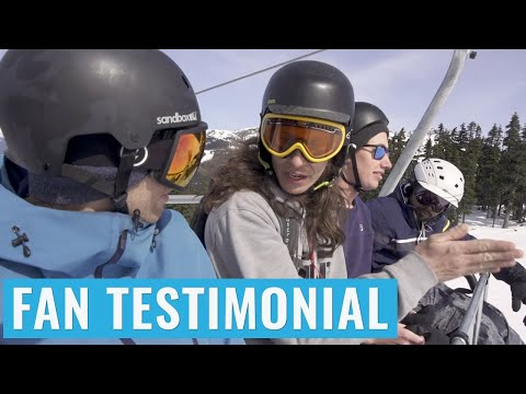 Stoked Snowboard Addiction Fans