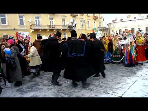 Фестиваль маланок в Чернівцях-2012: Білівці