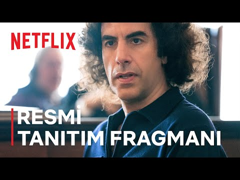 Şikago Yedilisi'nin Yargılanması   Resmi Tanıtım Fragmanı   Netflix Filmi