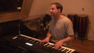 Lionel Richie -- Easy (Cover)  The Pianoman (TVDL)