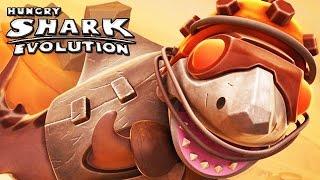 Hungry Shark Evolution - New Shark - Trials Baby