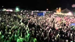 Hardwell toca baile de favela em brasilia