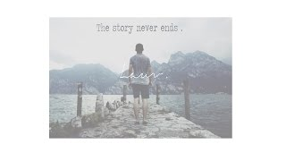 Lyrics | The Story Never Ends (Piano Version) - Lauv