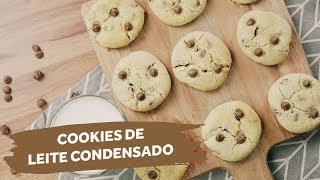 Cookies de Leite Condensado | Colher de Sopa