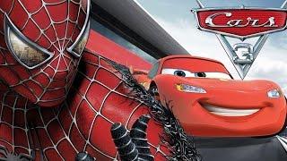 Spider-Cars 3 (Mash Up) Disney/Pixar Teaser 2017