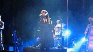 Sarah Blasko - We Won't Run (Live Le Grand Mix Tourcoing 2010-04-03)