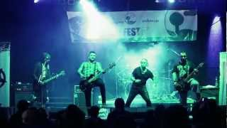 Hazydecay - You Are Number Two - Live at FajtFest 2012