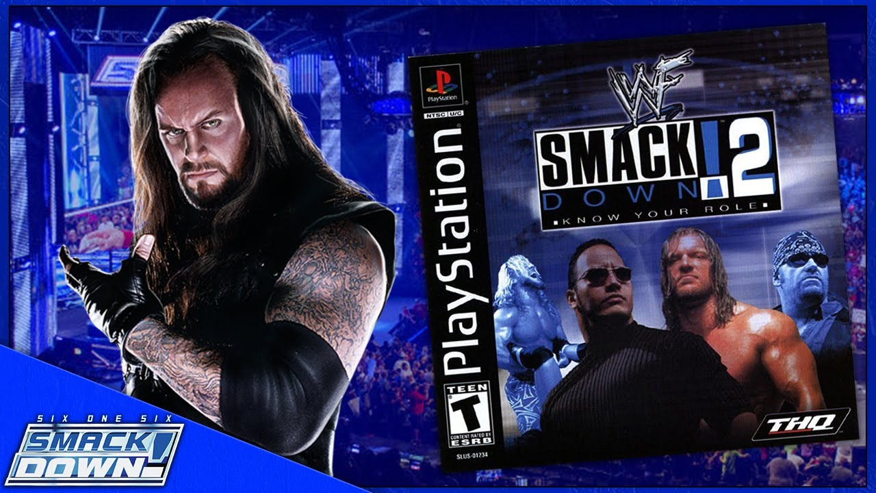 616Entertainment - Tables, Ladders, Slobberknockers & More in WWF SmackDown! 2: Know Your Role - 616SmackDown!