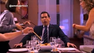 Violetta 1 - Violetta le dice a Germán que León es su novio (01x35)