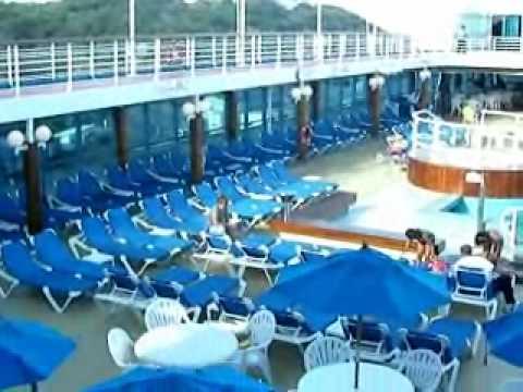 Aboard the Ocean Princess