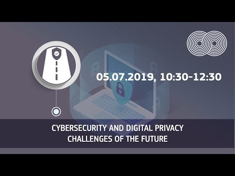 Cybersecurity and digital privacy challenges of the future photo