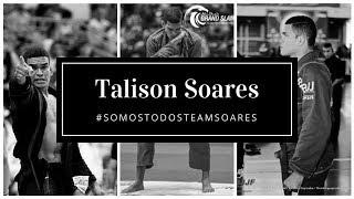 TALISON SOARES - TREINO