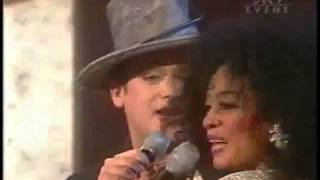 Diana Ross & Boy George - Upside Down (Duet Only)