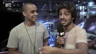 MTV Back to School | Entrevista Djodje