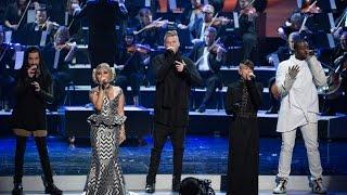 Pentatonix - Star Wars Tribute   American Music Awards 2015