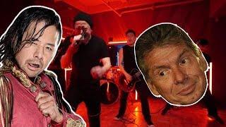 Backstage News On Why WWE Changed Shinsuke Nakamura's Entrance Song