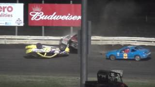 Sport Compact feature Lee County Speedway 5/5/16