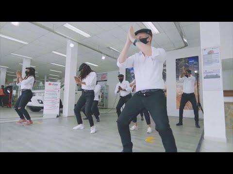 Jerusalema Dance Challenge CFAO - CONGO