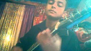 Maa-Taree zameen par cover by  aman darjee