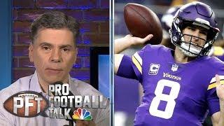 Kirk Cousins wants to get Minnesota Vikings, himself to next level   Pro Football Talk   NBC Sports