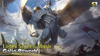 Login Screen Music | Galio: Rework | League of Legends
