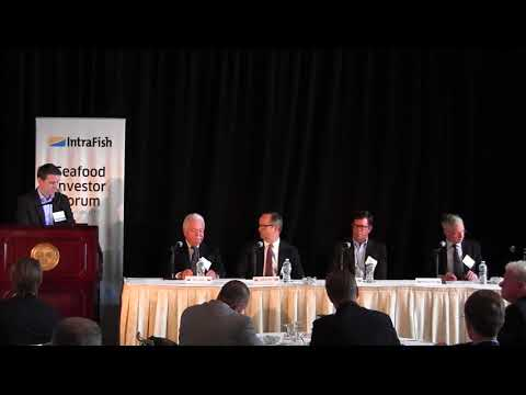Future of Salmon Farming panel discussion