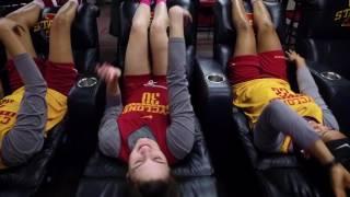 Iowa State Women's Basketball #HandClapHoopla
