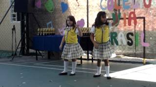 08. MEXE MEXE -  CARROSSEL 2012 - ANA CLARA E SAMARA