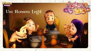 Um Homem Legal | DVD Arca de Noé | Crianças Diante do Trono