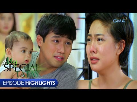 """My Special Tatay: Road to """"Boyet, I love you!""""   Episode 95"""
