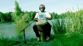 Djembe Solo Modern /// DADDI BAHMANI