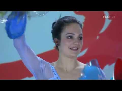 Sarah Meier - Closing Exhibition Gala - 2011 European Figure Skating Championships