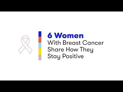 How Women With Breast Cancer Stay Positive | SELF