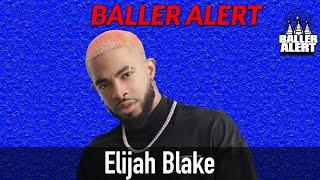 """Baller Alert Exclusive: Elijah Blake Talks """"Strange Fruit"""""""