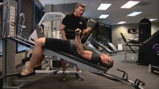 SMaRT™ Total Gym Workout - Bicep exercise